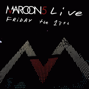 Live – Friday the 13th - Image: Maroon 5 fridaythe 13th cover