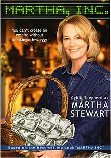 Martha, Inc. - La Rakonto de Martha Stewart FilmPoster.jpeg