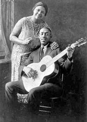 Sara Martin - Martin with Sylvester Weaver