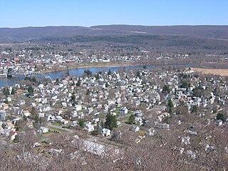 Matamoras, Pennsylvania Borough in Pennsylvania, United States