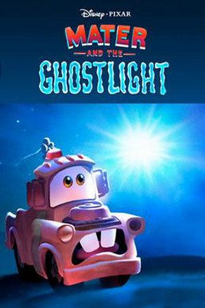 Mater and the Ghostlight - Poster for Mater and the Ghostlight