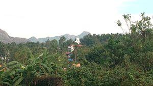 Meenangadi - Image: Meenangadi View