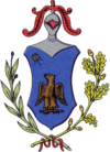 Coat of arms of Mercenasco