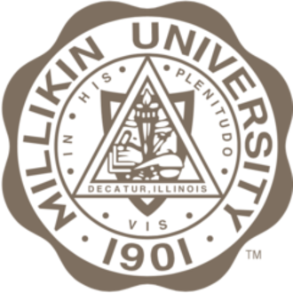 Millikin University - Image: Millikin University seal