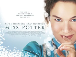 Miss Potter - Theatrical release poster
