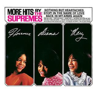<i>More Hits by The Supremes</i> album by The Supremes