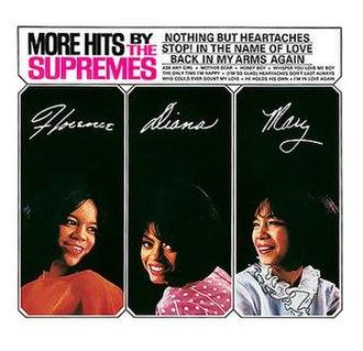 More Hits by The Supremes - Image: More hits supremes