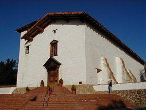 Tamyen people - Mission San José.