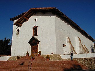 Tamyen people - Mission San José.