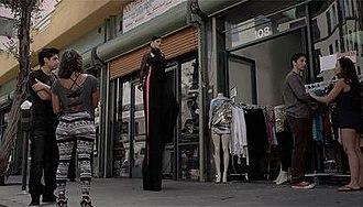 Big Hoops (Bigger the Better) - Image: Music Video Nelly Furtado Big Hoops