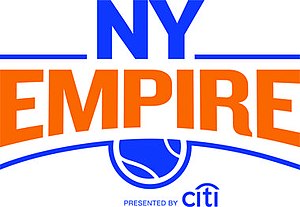 New York Empire (tennis) - Image: NY Empire Logo