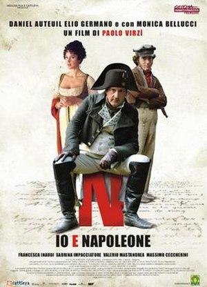 Napoleon and Me - Image: Napoleon and Me