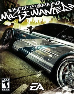<i>Need for Speed: Most Wanted</i> (2005 video game)