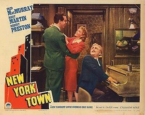 New York Town - Image: New York Town 1941