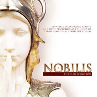 Nobilis - Image: Nobilis cover