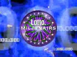 Lotto Weekend Miljonairs - Old titles of Lotto Weekend Miljonairs