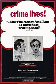 <i>Take the Money and Run</i> 1969 film by Woody Allen