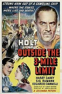 <i>Outside the Three-Mile Limit</i>
