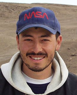 Pascal Lee American planetary scientist
