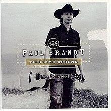 paul brandt this time around album