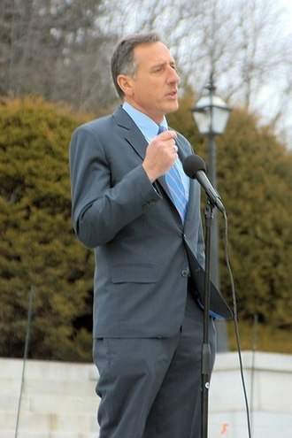 Peter Shumlin - Shumlin in 2010