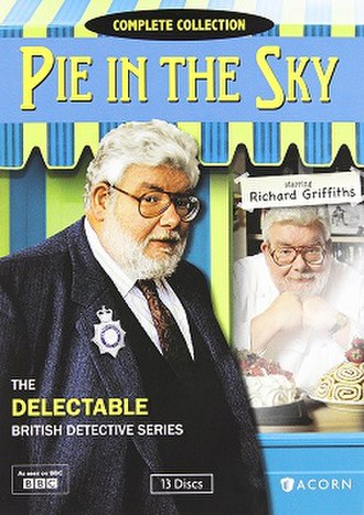 Pie in the Sky (TV series) - Image: Pie In the Sky Cover Art