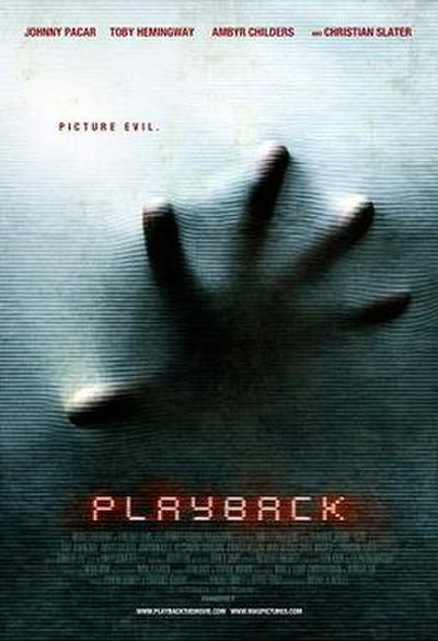 Picture of a movie: Playback