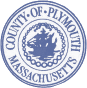 Plymouth County, Massachusetts - Image: Plymouth County MA seal