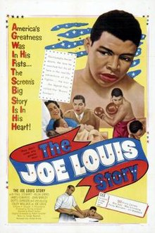 Poster of the movie The Joe Louis Story.jpg