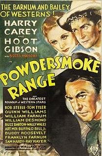 <i>Powdersmoke Range</i> 1935 film by Wallace Fox