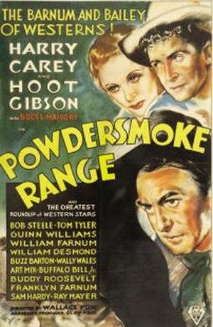 Powdersmoke Range - Image: Powdersmoke range