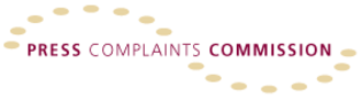 Press Complaints Commission - The Press Complaints Commission logo
