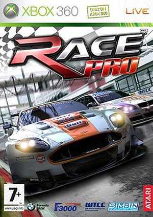 Race Pro - Image: RACE Pro