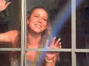 Can't Take That Away (Mariah's Theme) - The second take of the video, featuring the alternate ending with Carey by the window, as the rainbow resolves her pain and hardship