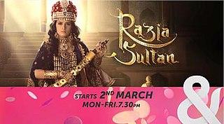 <i>Razia Sultan</i> (TV series)