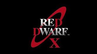 Red Dwarf X - Image: Red Dwarf X logo