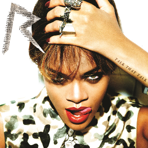 Talk That Talk - Image: Rihanna Talk That Talk (standard)