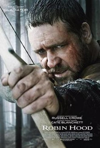 Robin Hood (2010 film) - Theatrical release poster