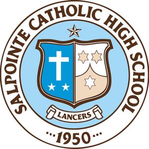Salpointe Catholic High School - Image: Salpointe logo