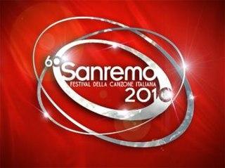 Sanremo Music Festival 2010