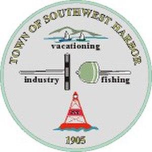 Southwest Harbor, Maine - Image: Seal of Southwest Harbor, Maine