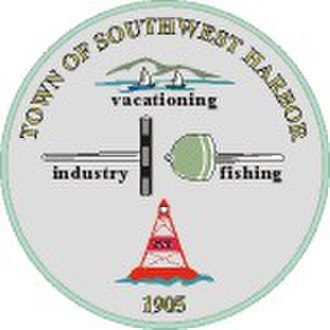Southwest Harbor, Maine - Image: Seal of Southwest Harbor, Maine