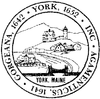 Official seal of York, Maine