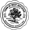 Official seal of West Boylston, Massachusetts