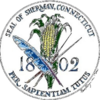 Official seal of Sherman, Connecticut
