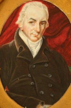 Dundas baronets - Sir David Dundas, 1st Baronet of Richmond