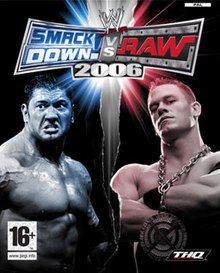 WWE SmackDown! vs  Raw 2006 - Wikipedia