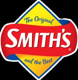 The Smith's Snackfood Company - Image: Smiths Logo