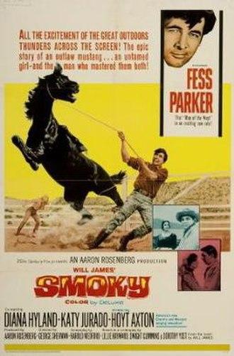 Smoky (1966 film) - Image: Smoky (1966 film)