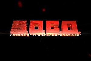 S.O.C.O. (Scene of the Crime Operatives) - Image: Socosceneofthecrimeo perativestitlecard